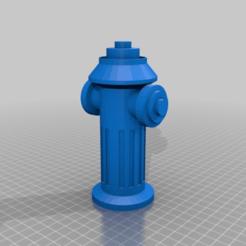 Télécharger plan imprimante 3D gatuit bouche d'incendie ...recaptchas et chiens préférés, syzguru11