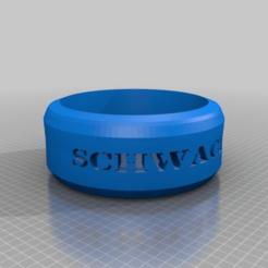 Descargar modelo 3D gratis Schwachmaten Ring para coleccionar, syzguru11