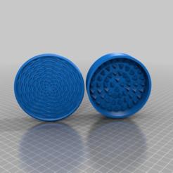 Impresiones 3D gratis atrapasueños - molino, syzguru11