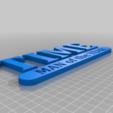 manoftheyear.png Download free 3MF file man of the year - mirror sticker • Model to 3D print, syzguru11