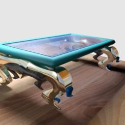 tisch1.png Download free STL file table • 3D print model, syzguru11