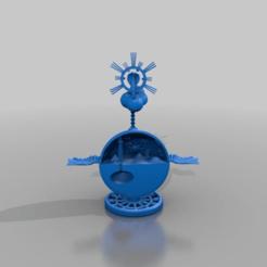 Download free 3D printing files WELT-SCHUETTBILD, syzguru11
