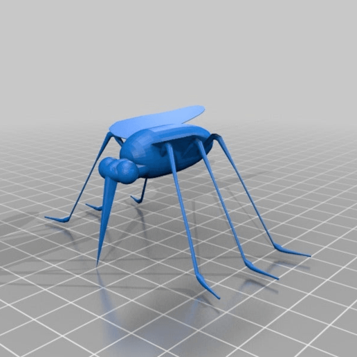 Download free 3D printing files fly / fliege, syzguru11