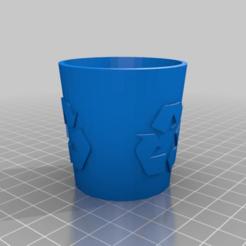 Impresiones 3D gratis papelera de reciclaje, syzguru11