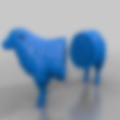Download free STL sheep grinder (weed hemp spices), syzguru11