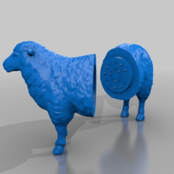 8e7c463d8759d8ad4674b1b2b9929316.png Download free STL file sheep grinder (weed hemp spices) • 3D printable model, syzguru11