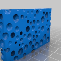Download free 3D printing models cheese thick, syzguru11