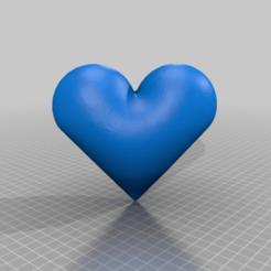 Descargar archivo 3D gratis simple corazón, syzguru11