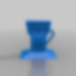 STROH-Tankstelle-4-delorian-fix.stl Download free STL file STROH-Tankstelle / Grabstein  GAS-Station - Gravestone • Object to 3D print, syzguru11