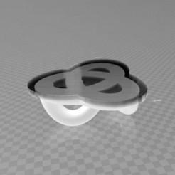 torusknottable.jpg Télécharger fichier 3MF gratuit meubles de table torus • Plan à imprimer en 3D, syzguru11