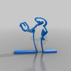 Télécharger fichier 3D gratuit la linea lecture, syzguru11