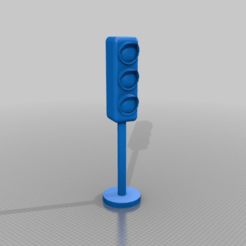 Impresiones 3D gratis semáforo / ampel, syzguru11