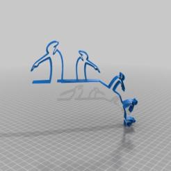 Télécharger fichier STL gratuit la linea lemmings • Modèle imprimable en 3D, syzguru11