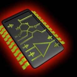 Télécharger fichier impression 3D gratuit opration amplificateur puce sodium pentobarbital - regardez ce beau transistor !, syzguru11