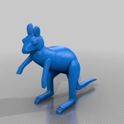 Download free 3D printer designs kanguru, syzguru11