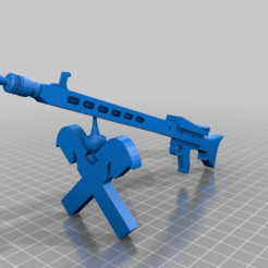 Télécharger fichier 3D gratuit MG42 MIT STAENDER, syzguru11