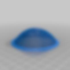 Download free 3D printer templates parabolic strainer, syzguru11