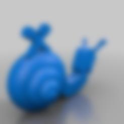 raiffeisen-snailfix.stl Download free STL file raiffeisen schnecke snail • 3D printing design, syzguru11