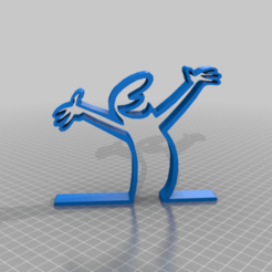 Télécharger objet 3D gratuit la linea happy (plus solide), syzguru11