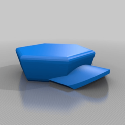 Télécharger plan imprimante 3D gatuit chapeau de police, syzguru11