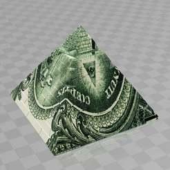 Télécharger fichier impression 3D gratuit pyramide imprimable en couleur, syzguru11
