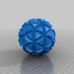 Télécharger fichier impression 3D gratuit bal, syzguru11