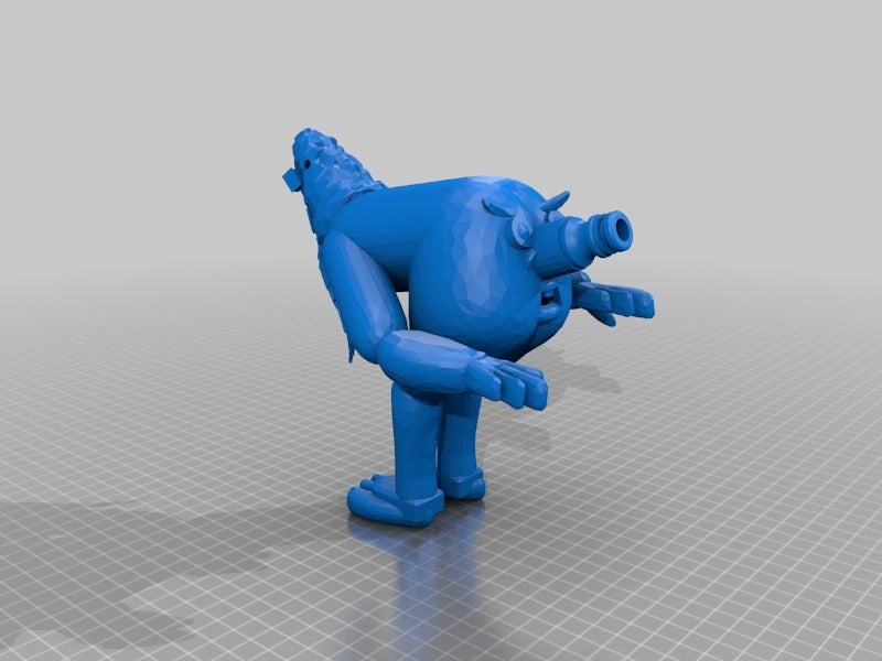 28949a12089cb4fba87487d54f528256.png Download free STL file Interrogation watersprinkler with gardena adapter (NSFW) manfred deix (cats) reconstruction / gaweinsthal • 3D print object, syzguru11