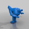 Download free 3D printing designs Interrogation watersprinkler with gardena adapter (NSFW) manfred deix (cats) reconstruction / gaweinsthal, syzguru11