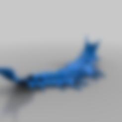 Télécharger fichier STL gratuit ailes de chauve-souris ...mouche rouge-gorge • Modèle à imprimer en 3D, syzguru11