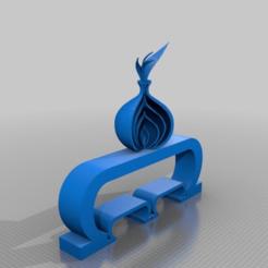 Download free 3D printing files Omega Bridge - Onion, syzguru11