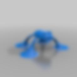 Télécharger fichier STL gratuit grenouille • Design imprimable en 3D, syzguru11