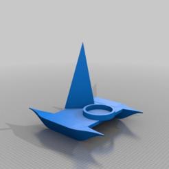 Descargar modelos 3D gratis marineros luz de té / natación catamarán luz de té, syzguru11