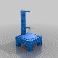 Télécharger fichier impression 3D gratuit starport, syzguru11
