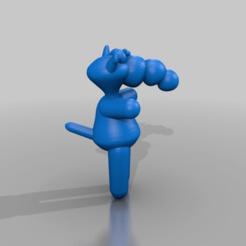 Télécharger fichier STL gratuit peppi, kleines arschloch • Objet pour impression 3D, syzguru11