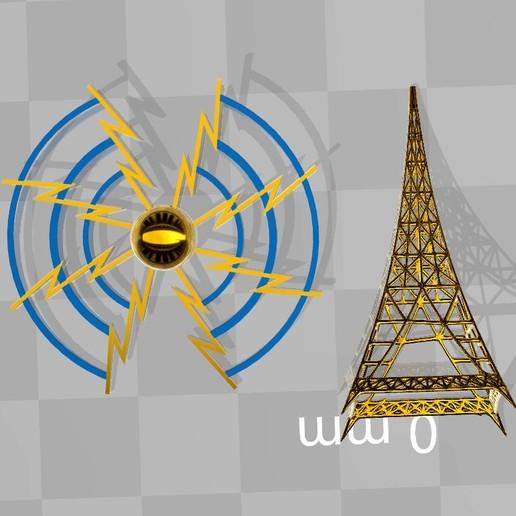 radiotower-broadcast3.jpg Télécharger fichier STL Radiotour de radiodiffusion • Plan pour impression 3D, syzguru11