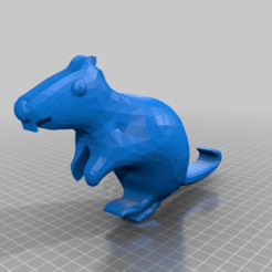 Download free STL file rat • 3D printing design, syzguru11