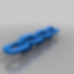 Télécharger fichier STL gratuit chaîne massive courte • Plan imprimable en 3D, syzguru11