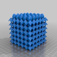 Download free 3D printing templates eggs box stapled, syzguru11