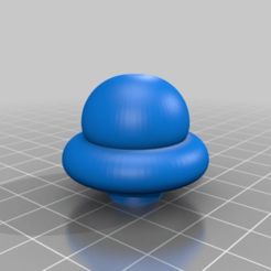 Descargar modelo 3D gratis RATIO DE ORO - perilla, syzguru11