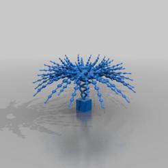 Download free 3D printer files double-helix funnel Spiral sculpture2, syzguru11