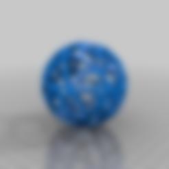 Télécharger fichier STL gratuit tiles ball • Objet pour impression 3D, syzguru11