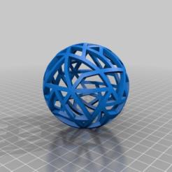 Télécharger plan imprimante 3D gatuit tiles ball, syzguru11