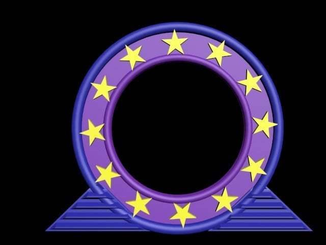 euro-stargate.jpg Download free STL file euro stargate • Template to 3D print, syzguru11