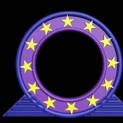 Télécharger STL gratuit euro stargate, syzguru11