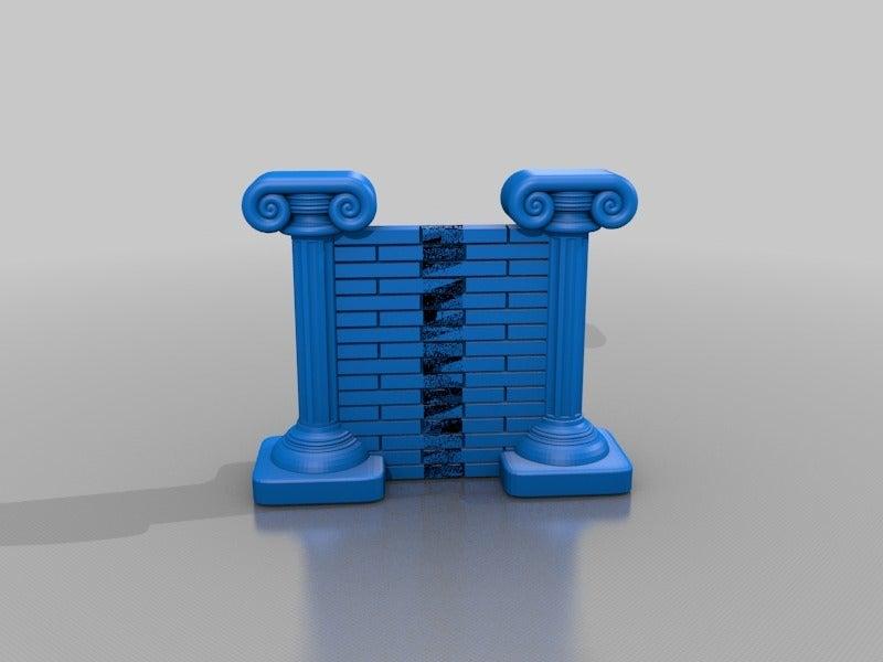 ee5af3ca148793ce7d933cc60d856383.png Download free STL file wall ornamental • 3D printing object, syzguru11