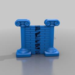 Download free STL file wall ornamental • 3D printing object, syzguru11