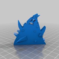 Télécharger fichier STL gratuit La force allemande Aqua Teen Hunger • Objet pour impression 3D, syzguru11