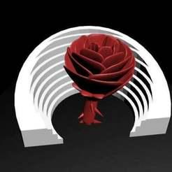 Descargar archivos STL gratis auditoría de la rosa, syzguru11
