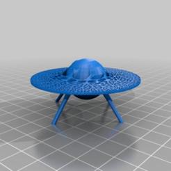 Télécharger fichier 3D gratuit ufo, syzguru11