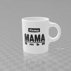 fa_ma-gmbh.jpg Download free STL file MUG Fa. Ma Gmbh  / Muttertag • 3D printable object, syzguru11